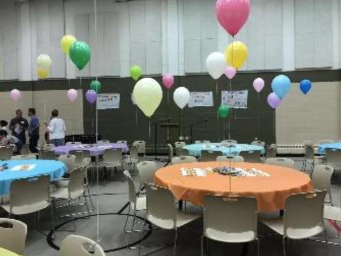 "January 2019 – Supporting ""Summer Back to School"" Event for Less Advantaged Children, Fairfax & Arlington, VA, USA"