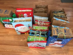 December 2020 – Participating in Holiday Toy Drive – Washington D.C., VA, USA